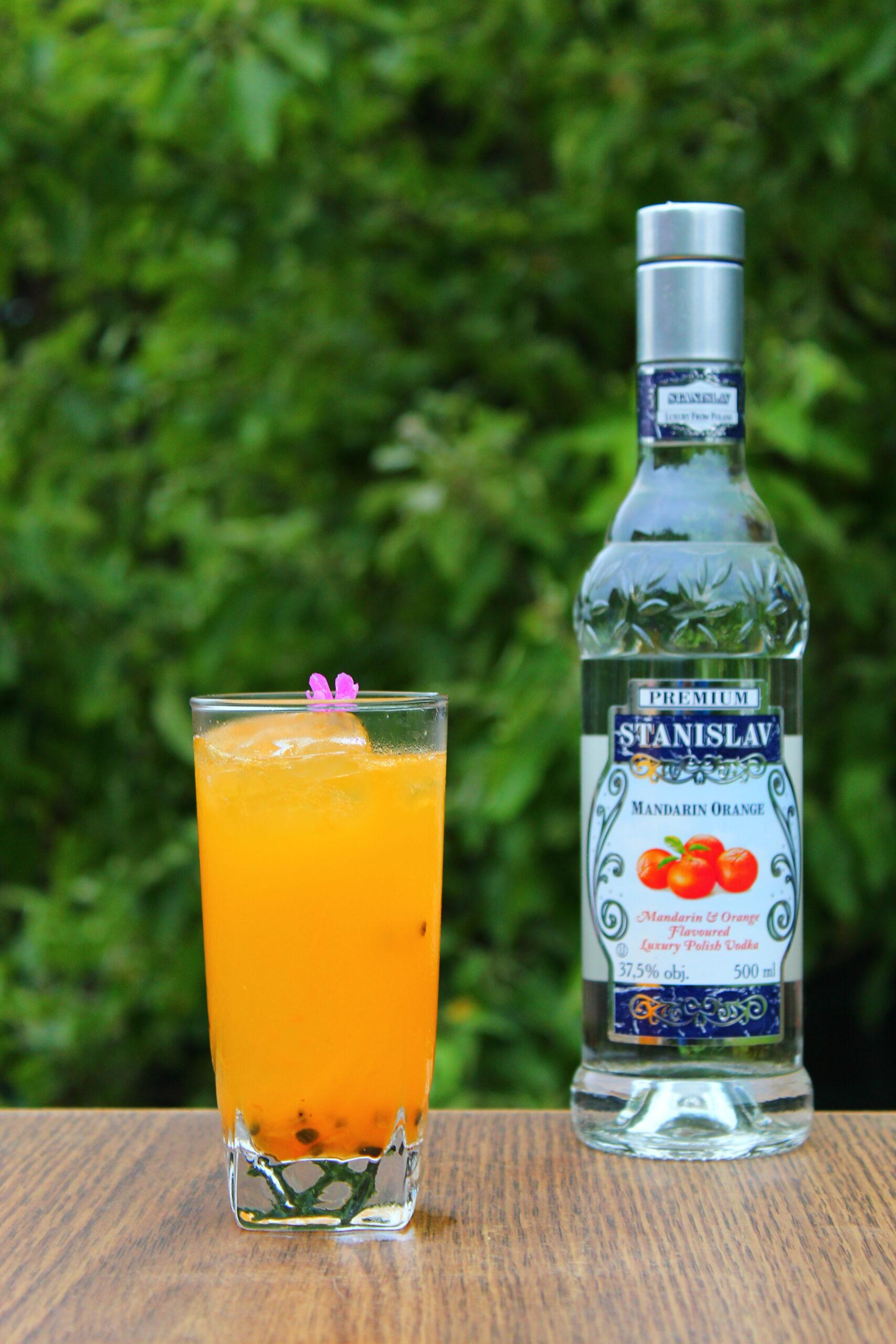 Stanislav Mandarin Orange dla każdego